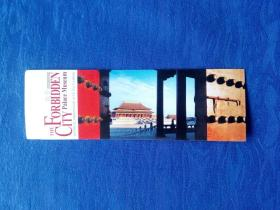 80年代北京紫禁城书签书花藏书票世界文化遗产故宫太和殿经典图片简介画片