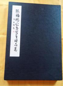 陈福彬花鸟写生作品集(布面精装·经折装)