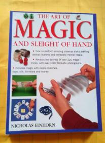 THE ART OF MAGIC AND SLEIGHT OF HAND(英文原版)