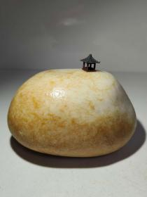 """玉石原石,白色玉石奇石,大块玉石原石,""""白色玉原石"""",白玉原石,""""大块头2斤半多重"""",质地细腻,极为稀有罕见,沁色自然,鬼斧神工,包浆温润,收藏之极品"""
