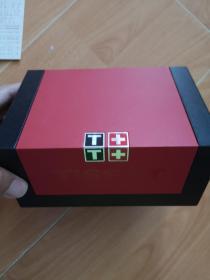 天梭手表盒&附说明书