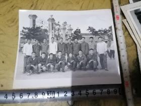 大同师范大门前80年代