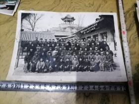 照片山西省忻县地区忻县师范学校单一班毕业留念