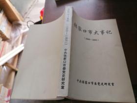 张家口市大事记2000.2002
