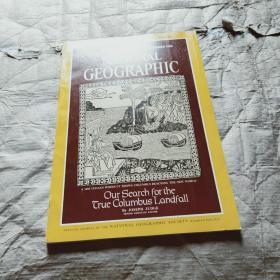 《国家地理杂志》NATIONAL GEOGRAPHIC(NOVEMBER 1986)