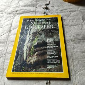 NATIONAL GEOGRAPHIC MAY1982