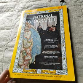 National geographic 1964 may (国家地理)