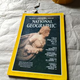 NATIONAL GEOGRAPHIC MARCH 1983(国家地理 1983 年 3 月)