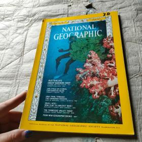 NATIONAL GEOGRAPHIC JUNE 1973