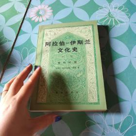 阿拉伯伊斯兰文化史 第一册