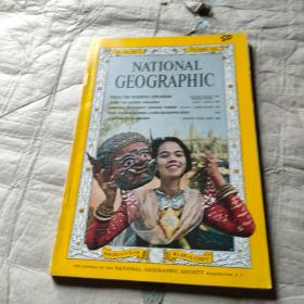 NATIONAL GEOGRAPHIC OCTOBER,1964