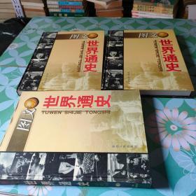 图文世界通史上中下三册