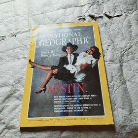 NATIONAL GEOGRAPHIC 美国国家地理杂志 英文原版 JUNE 1990