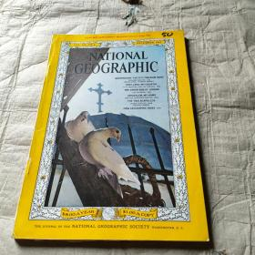 NATIONAL GEOGRAPHIC BECEMBER 1964