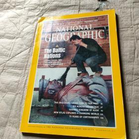 National Geographic NOVEMBER 1990 国家地理杂志1990年11月