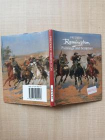 【外文原版】Frederic Remington: Paintings and Sculpture 【精装】