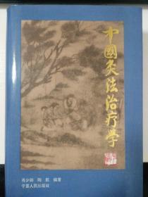 中国灸法治疗学 精装版