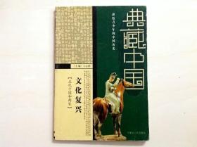 R166909 典藏中国--文化复兴 讲给青少年的中国历史(五代十国和两宋)(一版一印)