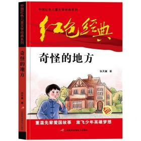 红色经典—奇怪的地方 中国红色儿童文学经典系列 小学生四五六年级课外书