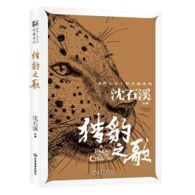猎豹之歌 动物小说大师珍藏系列小学生三四五六年级课外阅读书籍青少年儿童必读名著故事书