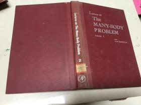 Lectures on The MANY-BODY PROBLEM Volume 2 多体问题讲义 第2卷【精装】