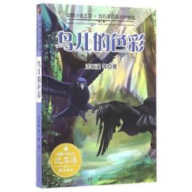 鸟儿的色彩/动物小说王国沈石溪自 中外精品