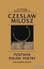 Postwar Polish Poetry /Czeslaw Milosz University Of Californ