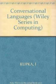 Conversational Languages ( Wiley Series in Computing) /KUPKA