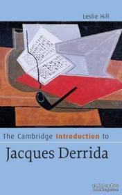 The Cambridge Introduction To Jacques Derrida (cambridge Int