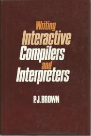 Writing Interactive Compilers and Interpreters (Wiley series