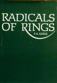 Radicals of Rings /Szasz  Ferenc J. Wiley
