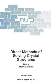 Direct Methods of Solving Crystal Structures: International