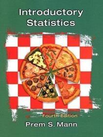 Introductory Statistics  4th /Mann  Prem S. John Wiley &