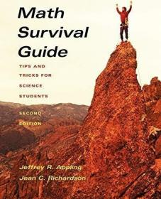 Math Survival Guide  2E: Tips and Tricks for Science Student