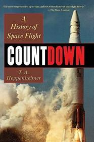 Countdown: A History of Space Flight /Heppenheimer  T. A. Wi