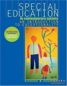 Special Education In Contemporary Society: An Introduction T