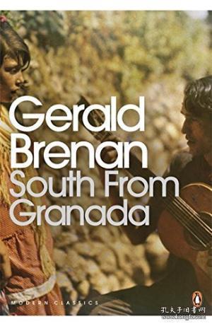 South From Granada /Gerald Brenan Penguin Classics/press