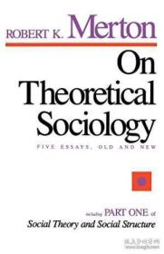 On Theoretical Sociology /Robert K. Merton Free Press
