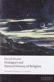 Dialogues Concerning Natural Religion  And The Natural Histo