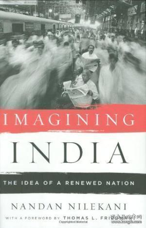 Imagining India /Nandan Nilekani Penguin Press Hc  The
