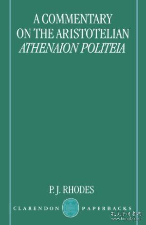 A Commentary on the Aristotelian Athenaion Politeia