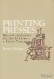 Printing Presses: History And Development From The Fifteenth