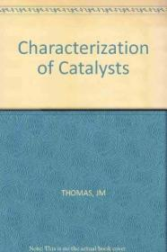 Characterization of Catalysts /Thomas  J.M. and ... John Wil