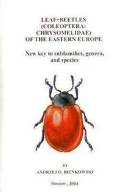Leaf-Beetles (Coleoptera: Chrysomelidae) of the Eastern Euro