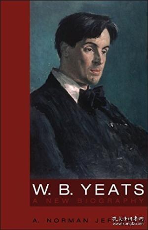 W.B.Yeats:A New Biography