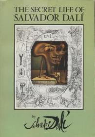 The Secret Life of Salvador Dalí (Dover Fine Art, History o
