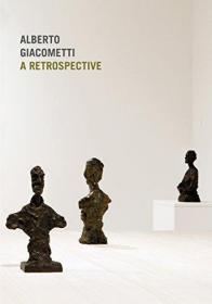 Alberto Giacometti. A Retrospective. Mueo Picasso Málaga /S