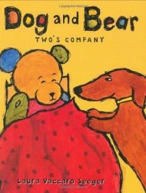 Dog and Bear: Two's Company (Dog and Bear Series)-狗熊:二人