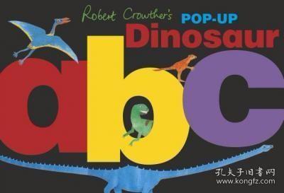 RobertCrowther'sPop-UpDinosaurABC