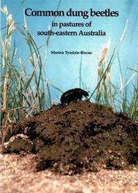 Common Dung Beetles in Pastures of south-eastern Australia /